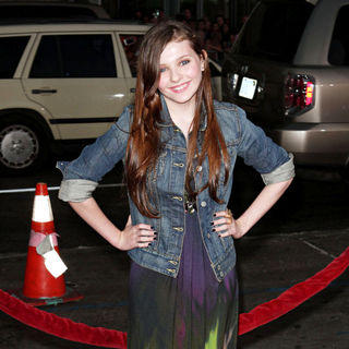 Abigail Breslin in 'Scott Pilgrim vs. the World' Los Angeles Premiere