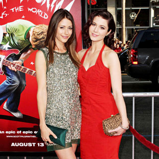 'Scott Pilgrim vs. the World' Los Angeles Premiere - scott_pilgrim_09_wenn2940854