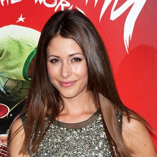 Amanda Crew in 'Scott Pilgrim vs. the World' Los Angeles Premiere