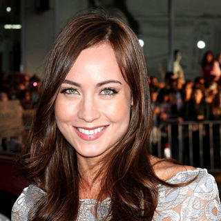 Courtney Ford in 'Scott Pilgrim vs. the World' Los Angeles Premiere