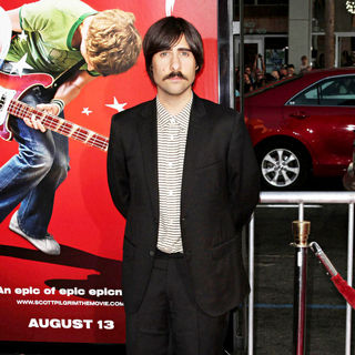 Jason Schwartzman in 'Scott Pilgrim vs. the World' Los Angeles Premiere