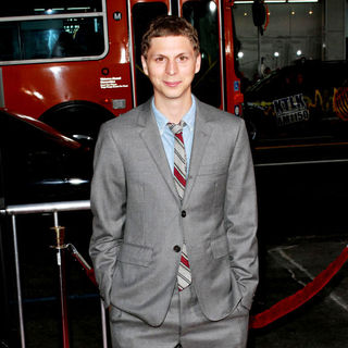 Michael Cera in 'Scott Pilgrim vs. the World' Los Angeles Premiere