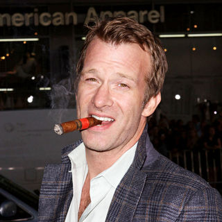 Thomas Jane in 'Scott Pilgrim vs. the World' Los Angeles Premiere