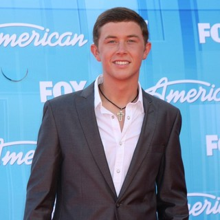 Scotty McCreery in American Idol Season 11 Grand Finale Show - Arrivals
