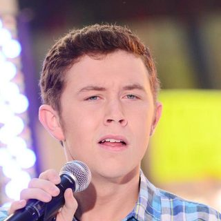 Scotty McCreery - American Idol Star Performing at Rockefeller Center for The Today Show