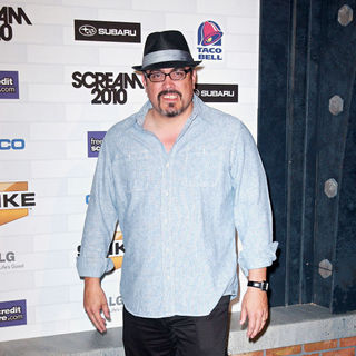 David Zayas in Spike TV's 'Scream 2010 Awards' - Arrivals