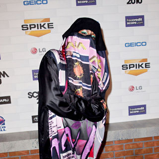 M.I.A. in Spike TV's 'Scream 2010 Awards' - Arrivals