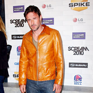 David Arquette in Spike TV's 'Scream 2010 Awards' - Arrivals