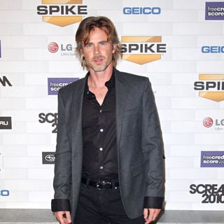 Sam Trammell in Spike TV's 'Scream 2010 Awards' - Arrivals