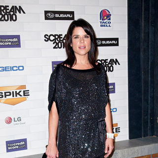 Neve Campbell in Spike TV's 'Scream 2010 Awards' - Arrivals