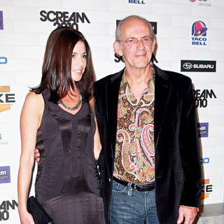 Christopher Lloyd in Spike TV's 'Scream 2010 Awards' - Arrivals