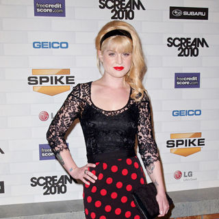 Kelly Osbourne in Spike TV's 'Scream 2010 Awards' - Arrivals