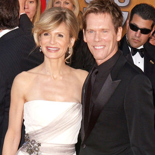 Kyra Sedgwick, Kevin Bacon in 16th Annual Screen Actors Guild Awards - Arrivals