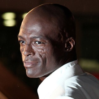 Seal in NRJ Music Awards 2012 - Arrivals