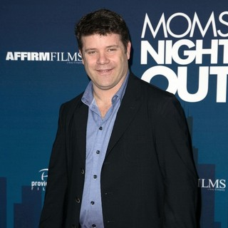 Sean Astin in Premiere of Moms' Night Out
