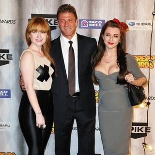 Sean Bean in Spike TV's Scream 2011 Awards - Arrivals - sean-bean-scream-2011-awards-03