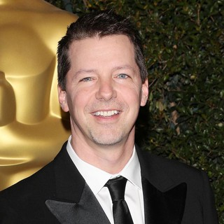 Sean Hayes in The Academy of Motion Pictures Arts and Sciences' 4th Annual Governors Awards - Arrivals - sean-hayes-4th-annual-governors-awards-02
