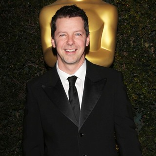 Sean Hayes in The Academy of Motion Pictures Arts and Sciences' 4th Annual Governors Awards - Arrivals