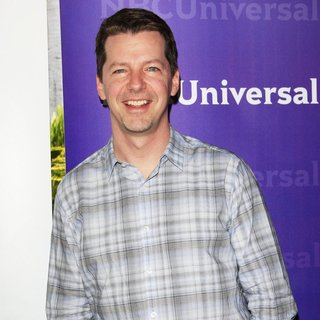 Sean Hayes in The NBC Universal Summer Press Day