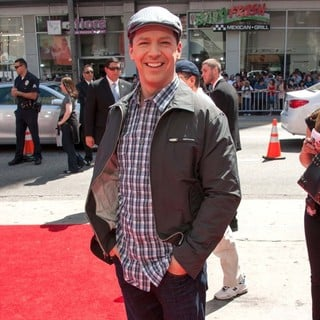 Sean Hayes in The World Premeire of The Three Stooges - Arrivals