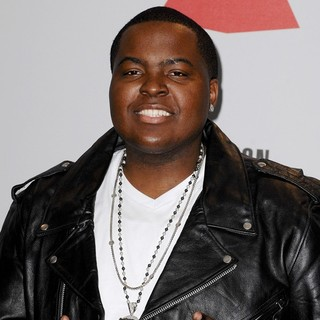Sean Kingston in The 12th Annual Latin GRAMMY Awards - Press Room