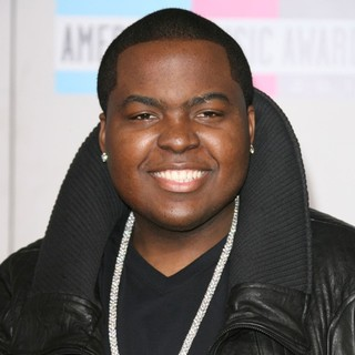 Sean Kingston in 2011 American Music Awards - Arrivals