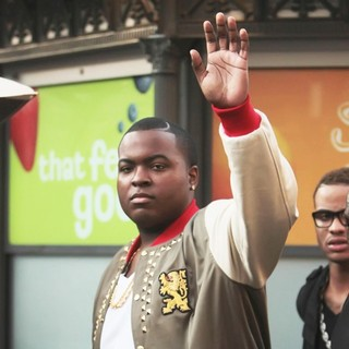 Sean Kingston in The 2nd Annual Summer Concert Series