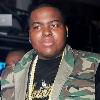 Sean Kingston in Soulja Boy's 21st Birthday Celebration