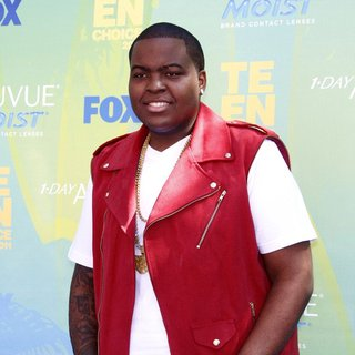 Sean Kingston in 2011 Teen Choice Awards