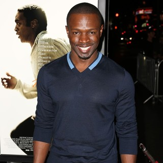 Sean Patrick Thomas in Los Angeles Premiere of 12 Years a Slave
