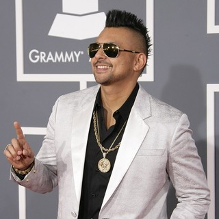 Sean Paul in 55th Annual GRAMMY Awards - Arrivals