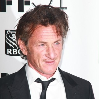 Sean Penn in The 2013 New York Film Festival Presentation of The Secret Life of Walter Mitty