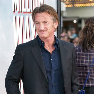 Sean Penn in Universal Pictures and MRC World Premiere A Million Ways to Die in the West
