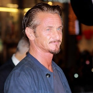Sean Penn in The Los Angeles World Premiere of Gangster Squad - Arrivals