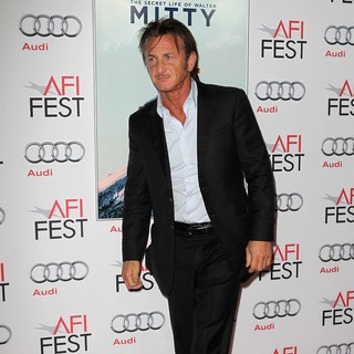 Sean Penn in AFI FEST 2013 - The Secret Life of Walter Mitty Premiere