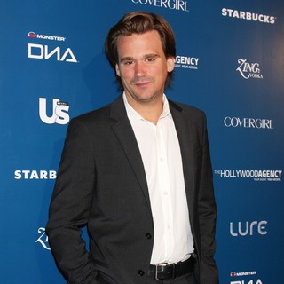 Sean Stewart in The Official AMA After Party Hosted by The Hollywood Agency and US Weekly