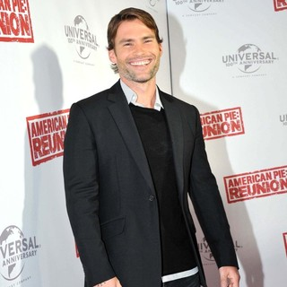 Seann William Scott in Australian Premiere of American Pie Reunion