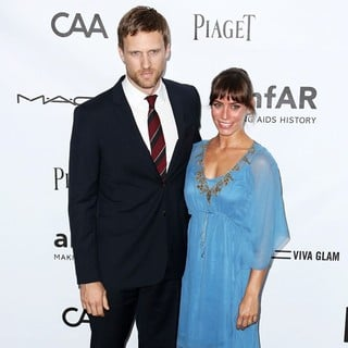 Teddy Sears, Milissa Skoro in amfAR 3rd Annual Inspiration Gala