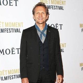 Sebastian Roche in Moet and Chandon Celebrate The 2nd Annual Moet Moment Film Festival and Kick Off Golden Globes Week