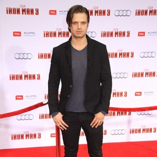 Sebastian Stan in Iron Man 3 Los Angeles Premiere - Arrivals