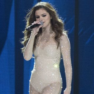 Selena Gomez Performs Live