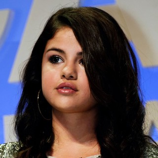 Selena Gomez in A Conference During The Cannes Lions International Festival of Creativity