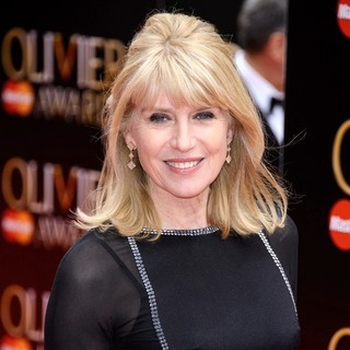 Selina Scott in The Olivier Awards 2013 - Arrivals