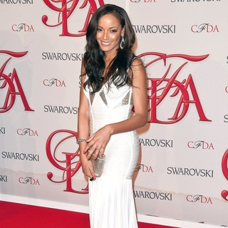 Selita Ebanks in 2012 CFDA Fashion Awards