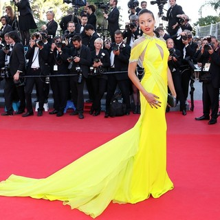 Selita Ebanks in 66th Cannes Film Festival - Blood Ties Premiere