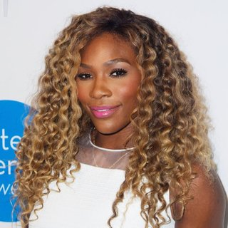 Serena Williams in 15th Annual Taste of Tennis Gala