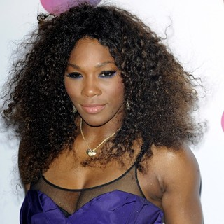 Serena Williams in Sir Richard Branson's Pre-Wimbledon Party - Arrivals