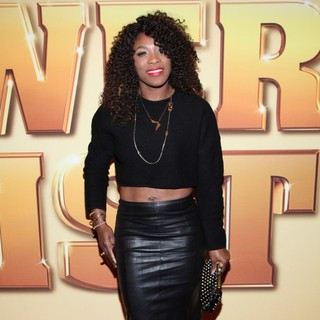 Serena Williams in World Premiere of Tower Heist - Arrivals