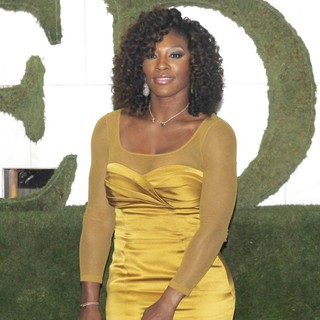 Serena Williams in Wimbledon Championships 2012 Winners' Ball - Arrivals