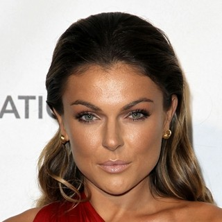 Serinda Swan in 21st Annual Elton John AIDS Foundation's Oscar Viewing Party
